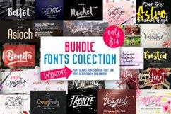BUNDLE (Fonts Colection) Product Image 1