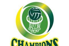 Netball Ball Hoop champions Australia Product Image 1