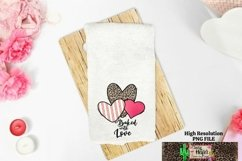 Baked with Love Valentine Kitchen Dye Sublimation Product Image 6