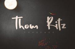 Thom Ritz Typeface Product Image 1