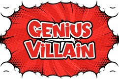 Festival Comedy - Comic Font Product Image 5