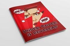 Web Font Festival Comedy - Comic Font Product Image 4