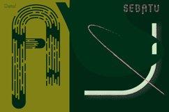 Sebatu modern font Product Image 3