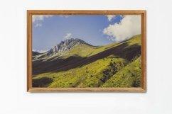 Green Mountains - Wall Art - Digital Print Product Image 4