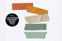 Summer Dreamin' Washi Tape Product Image 1