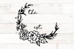 Family Monogram | Family Name | Farmhouse Sign Product Image 2
