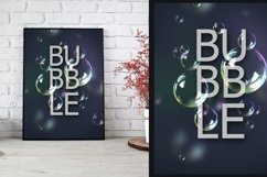 Transparent Bubble overlays  brushes  styles Product Image 3