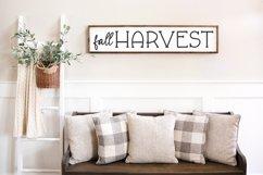 FALL & FLAIR Farmhouse Serif Font Product Image 4