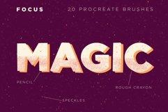 Focus - Procreate Brushes Product Image 2