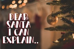 Merry Merry - A Fun Handwritten Font in Three Styles! Product Image 5