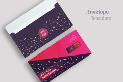 Modern Corporate Branding Identity Stationery Template Product Image 6