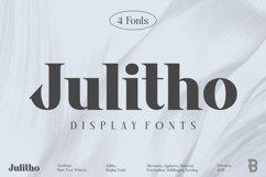 Julitho Fonts Product Image 1