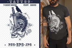 Spartan warrior tattoo Product Image 1