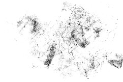 Smeared Ink - 15 Grunge Png Elements Product Image 3