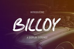 Billoy Product Image 1