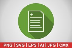 Vector Report Icon Product Image 1