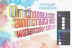 Aquarelle Master Shop Photoshop Action Kit Product Image 3