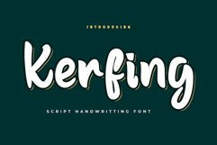Kerfing Product Image 1