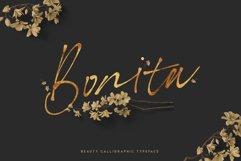 Bonita. Script font family. Product Image 1