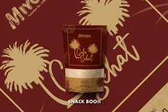packaging design miyoga_gula sehat Product Image 1