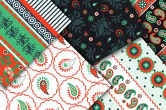Indian Bazaar Seamless Patterns Product Image 5