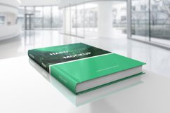 Hardcover Book Mockups Product Image 4