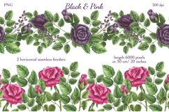 Black & Pink Product Image 6