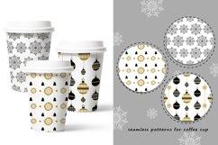 20 Winter seamless patterns Product Image 5