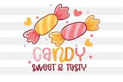 Candy Mama- A handritten font Product Image 4