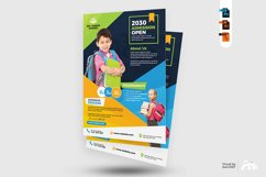 School Flyer Template Product Image 3