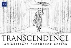 Transcendence Photoshop Action Product Image 1