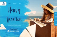 Finally Holidays - Summer Calligraphy Font Product Image 6