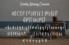 Finally Holidays - Summer Calligraphy Font Product Image 4