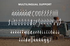 Finally Holidays - Summer Calligraphy Font Product Image 5