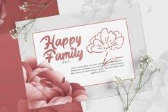 Web Font Fine Lentine - Valentines Font Product Image 3