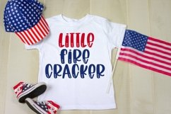 Web Font Firecracker - A Quirky Handlettered Font Product Image 3