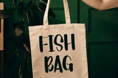 Fishing   Beautiful Handwritten Font Product Image 2