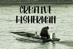 Fishing   Beautiful Handwritten Font Product Image 5