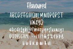 Flavoured - Modern Handletter Font Product Image 5