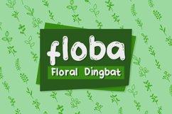 Floba Dingbat Font Product Image 1