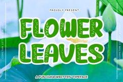 FLOWERLEAVES Product Image 1
