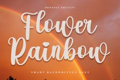 Flower Rainbow Product Image 1