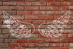 Angel Wings SVG, Wings Cutting file, Wings Cricut, Angel SVG Product Image 1