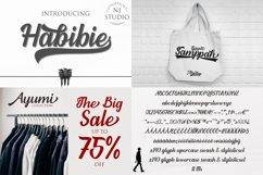 swashy font bundle Product Image 4