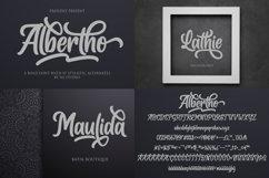 swashy font bundle Product Image 3