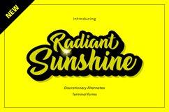 Radiant Sunshine Product Image 1