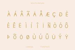 Lorena - Elegant Typeface Product Image 5