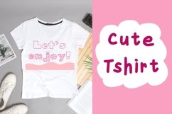 Cute Display Font Duo - Chubbily and Lovely Chubbily Product Image 5