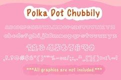 Cute Font Bundles - Chubbily Family Set Product Image 5