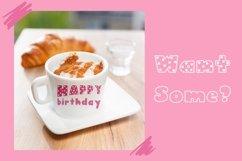 Cute Font Bundles - Chubbily Family Set Product Image 3